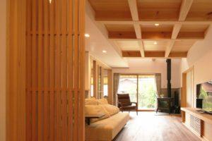愛知県で建てた自然素材の木の家