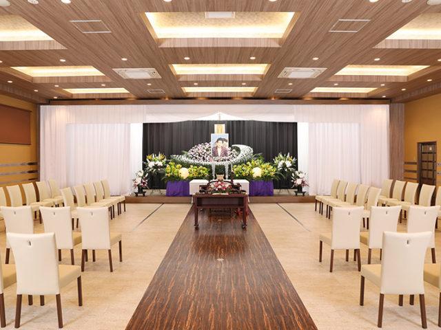 葬儀ホール