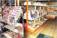 店舗向けの配達中心に営業しています。